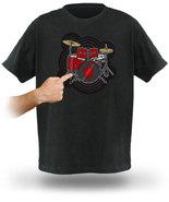 Think Geek New Electronic Drum Kit Shirt * Size XL - $11.88