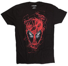 WeLoveFine Marvel Deadpool Frontal Smokey Head ... - £14.80 GBP - £19.05 GBP