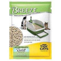 Purina TIDY CAT Breeze Cat Litter Pellets Refills - $29.32