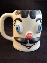 Vintage Pfaltzgraff Coffee Mug Muggsy Jerry The Jerk Large Novelty Coffee Cup - $23.75