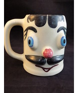 VINTAGE PFALTZGRAFF COFFEE MUG MUGGSY JERRY THE JERK Large Novelty Coffe... - $23.75