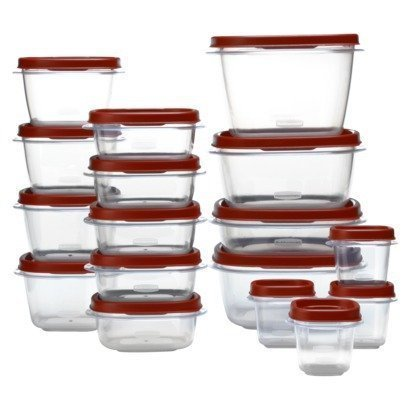 Rubbermaid 34-pc Easy Find Lids Set
