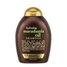 Organix Macadamia Oil Shampoo 13 OZ - $17.84