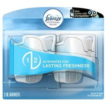Febreze Noticeables Dual Scented Oil Warmer, 1.75-Ounce, 2 Count - $29.35