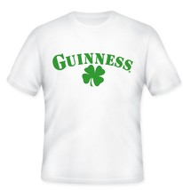 Guinness Beer Shamrock T Shirt S M L XL 2XL 3XL... - $16.99 - $19.99