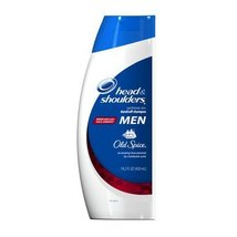 Head & Shoulders Old Spice Dandruff Shampoo for Men 13.5 oz (Pack of 12) - $148.88