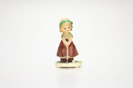 Vintage Napcoware Girl Playing Golf Figurine Ja... - $24.74