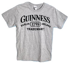 Guinness Beer Dublin Ireland 1759 Trademark T Shirt S M L XL 2XL 3XL 4XL... - $16.99+