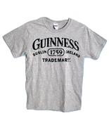 Guinness Beer Dublin Ireland 1759 Trademark T S... - $16.99 - $19.99