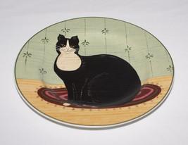 Cat Collection Plate Warren Kimble Sakura 2000 ... - $6.50