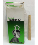Futuro Cervical Traction Kit Over The Door Neck Stretch Adjustment Chiro... - $14.84
