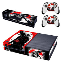 Godzilla skin for Xbox one console and controllers - $15.00