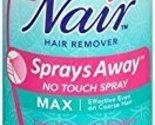 Nair Sprays Away, Moroccan Argan Oil, 7.5 Oz