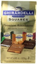 Ghirardelli Chocolate Squares, Premium Assortment, 4.85-Ounce Packages (... - $51.93