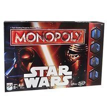 Monopoly Game Star Wars - $65.05 CAD
