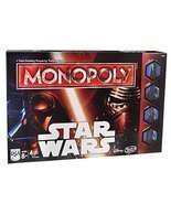 Monopoly Game Star Wars - $910,92 MXN