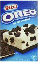 Jell-O No-Bake Oreo Dessert , 12.6 oz - $11.09