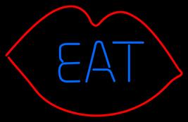 "Eat Neon Sign 16"" x 14"" - $699.00"