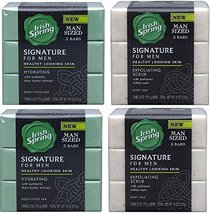 Irish Spring Signature Bar Soap For Men - Varie... - $45.49