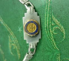 1881 College bracelet sigillvm vniversitatis Duquesne University of Holy... - $165.00