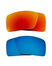 New Seek Optics Replacement Lenses Oakley Eyepatch 2   Blue Yellow - $23.25