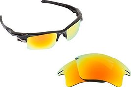 New Seek Replacement Lenses Oakley Fast Jacket Xl Asian Fit Polarized Yellow - $18.30