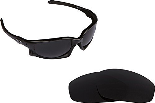 Primary image for New SEEK Replacement Lenses Oakley Wind Jacket Asian Fit - Polarized Grey