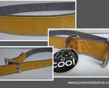 Yellow dog collar 26 collage thumb155 crop