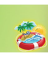 Summertime Banners or Booth Headers, Avatars to... - $0.00