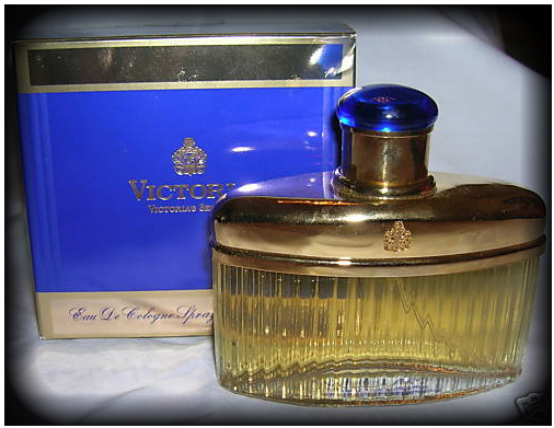 Primary image for RARE ORIGINAL VICTORIA EAU DE COLOGNE Fragrance Victoria's Secret 1.7 PERFUME