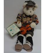 Thread Bears Grandpa Fiddler Robear 1997 Tag Our Secret - $23.99