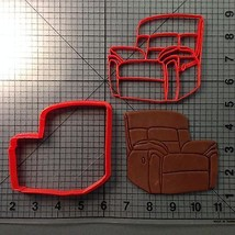 Recliner 101 Cookie Cutter and Stamp - $6.00+