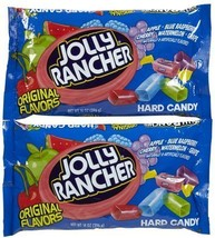 Jolly Rancher Hard Candy in Original Flavors, 14-Ounce Bag, (Pack of 4) - $30.86