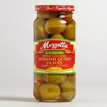 Mezzetta Super Colossal Spanish Queen Olives Pi... - $44.89