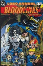 LOBO ANNUALS #1,3 Lot (DC/1991,1993) - $4.00