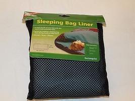 Coghlan's Rectangular Sleeping Bag Liner 0140 Coghlans camping warmer cl... - $24.74
