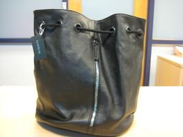 New BEBE Black Backpack 233070 Neu Schwarz Rucksack - $35.00