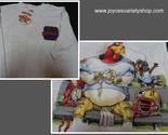Looney tunes foghorn chicken kids shirt collage thumb155 crop