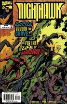 Marvel NIGHTHAWK (1998 Series) #3 VF - $0.89