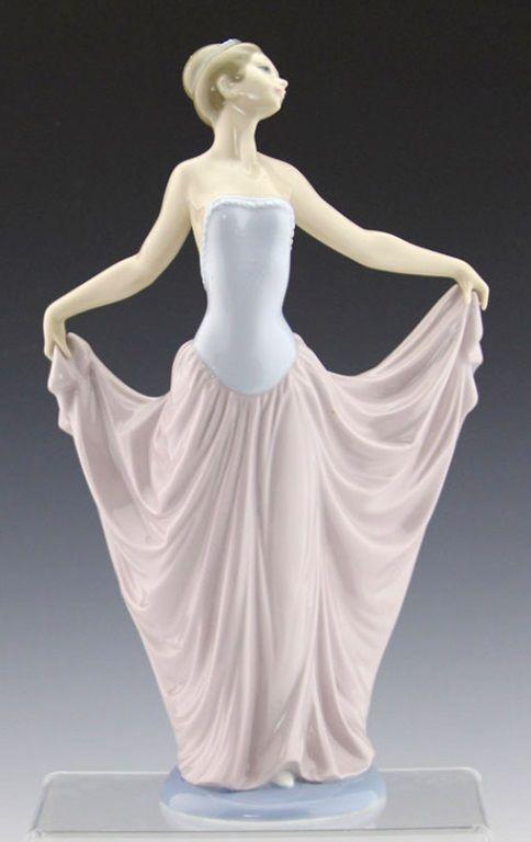 New Lladro #5050 Ballerina Ballet The Dancer and 42 similar