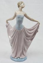 "NEW LLADRO BALLERINA FIGURINE #5050 ""THE DANCER"" DE ENSAYO WOMAN MINT CO... - $148.49"