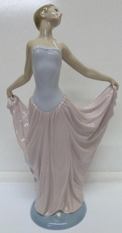 New Lladro Ballerina Figurine #5050