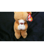 Ty Original Hope Praying Bear Beanie Baby Hand Tag1997/Tush Tag1998 Exce... - $197.99
