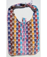 Tootsie Roll Pop Design Custom Made One Piece Adjustable Strap Tote Hand... - $24.95