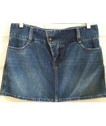 American Eagle Outfitters Woman's Denim Mini Skirt  Size 4  Jean AE 1977  - $5.99