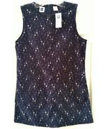 GAP GIRLS NAVY CORDUROY DRESS/JUMPER NWT SIZE X-LG - $9.99