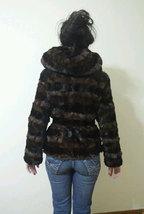Luxury gift/ Mink Fur Jacket/ Fur coat / Wedding,or anniversary present image 2