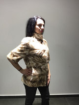 Luxury gift /  Mink fur coat/ Fur jacket / Wedding,or anniversary present image 3