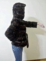 Luxury gift/ Mink Fur Jacket/ Fur coat / Wedding,or anniversary present image 4