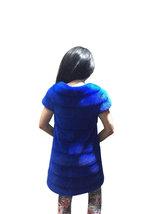 Luxury gift / Blue Mink fur coat/ Fur jacket Full skin / Wedding,or anniversary  image 4